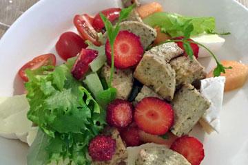 Easy POFU salad